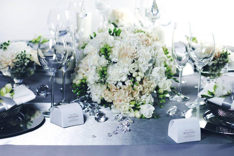 """Conjunto """"mesa brilliant"""""""