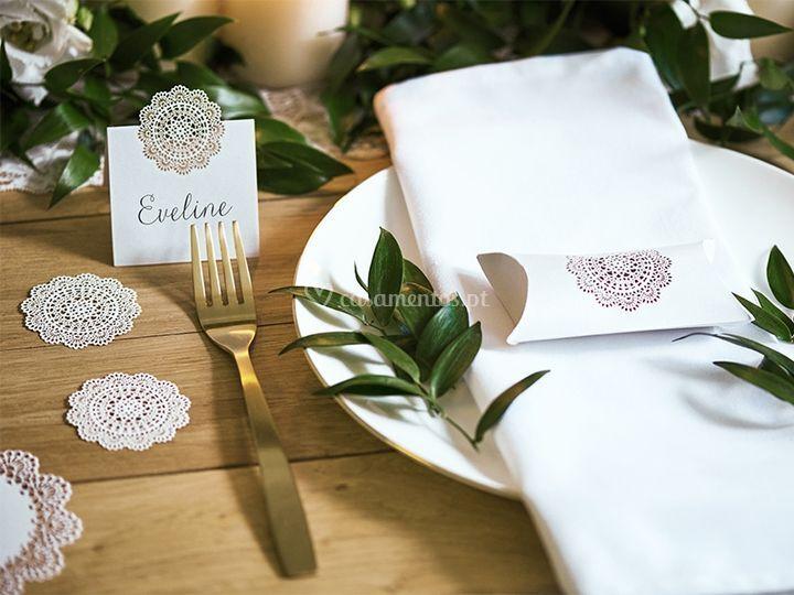 """Decoração mesa """"flower"""""""