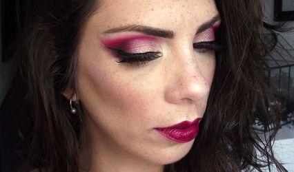 Lília Ramalho Makeup Artist 1
