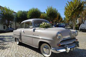 Olympia Bride Car