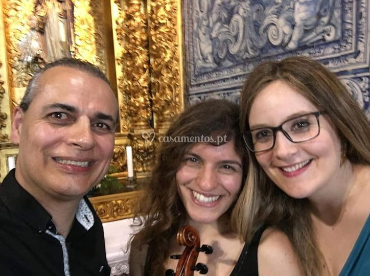 AC Trio Gerardo, Sara e Sofia