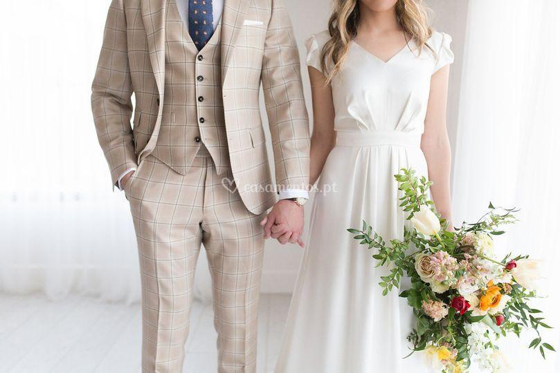 Fato casamento