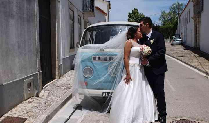 Happy van