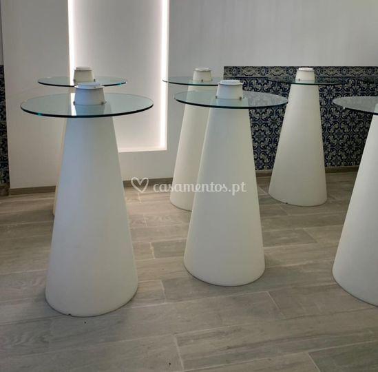 Mobiliário LED