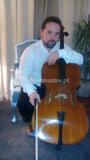 Valter Marrafa -Violoncelo