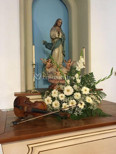 Casamento Igreja de Vilar