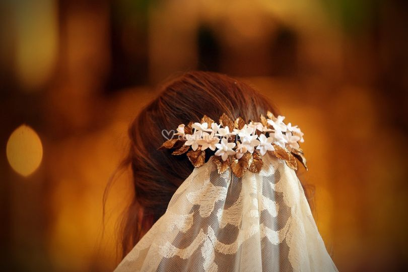 Toucado de noiva