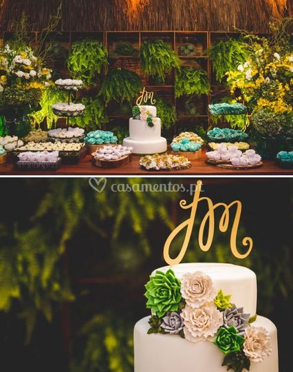 Pipa&paola wed cakes