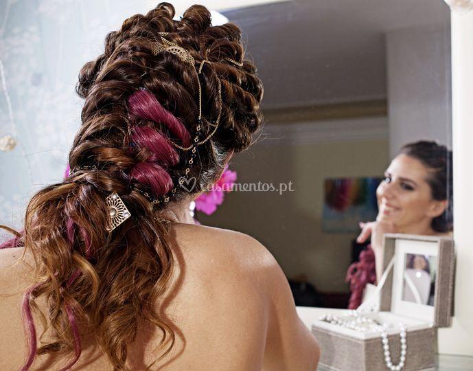 Hair PRbride&Mua Susana Marhia