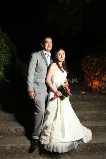 Estudio de Fotografia - os noivos