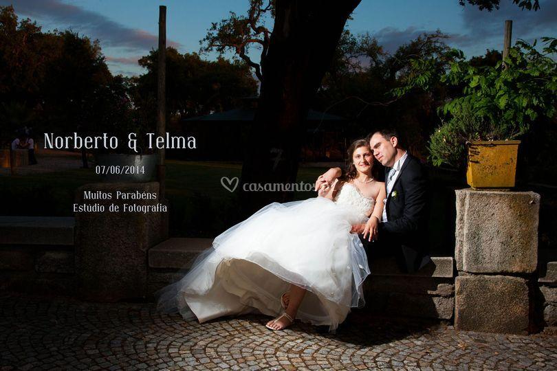 Norberto e Telma