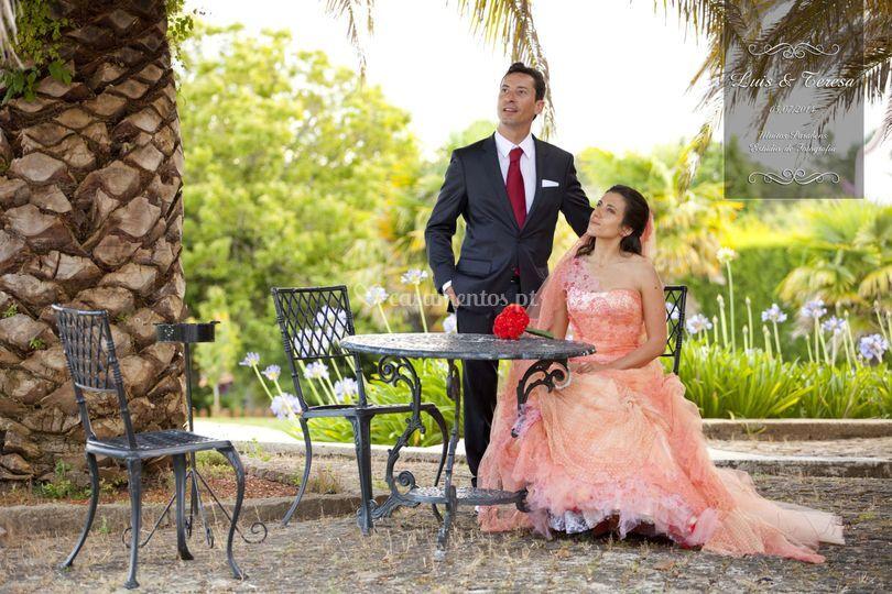 Luis e Teresa - Estudio Fotogr