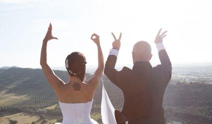 O casamento de Stephanie e Joel