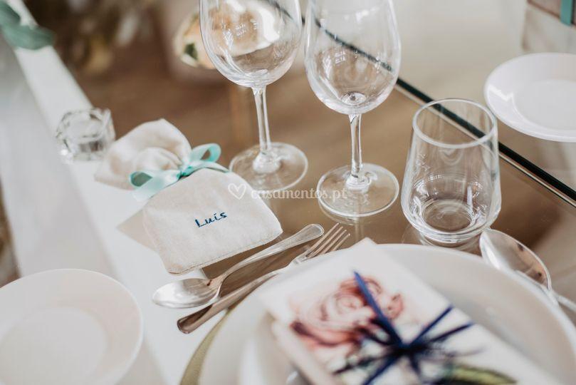 Mimos para os Convidados