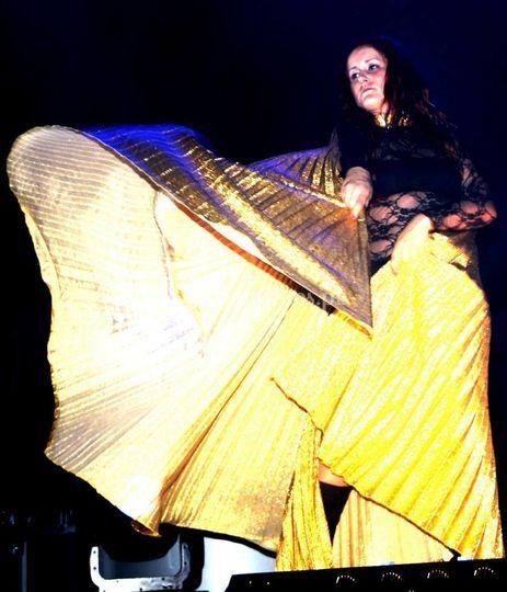 Dança com asas Insys