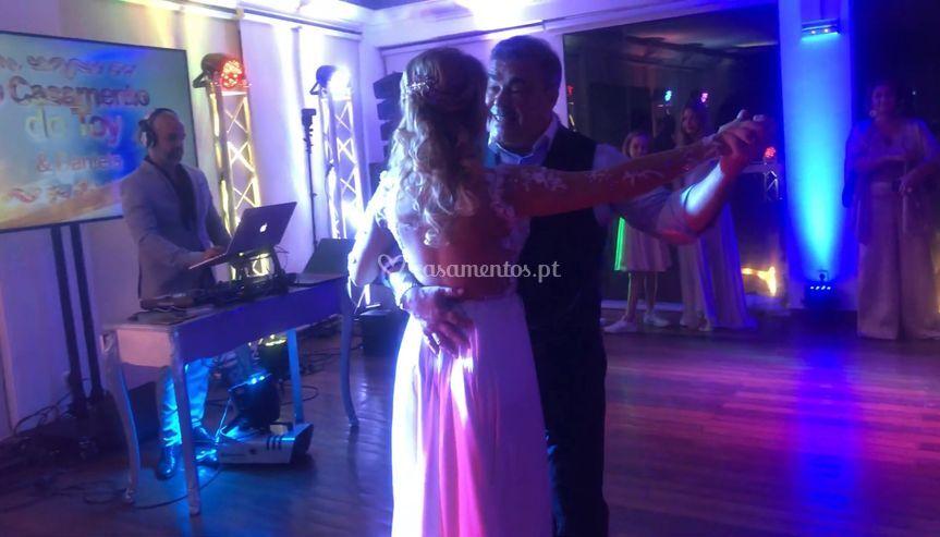 Dança dos Noivos - Toy e Daniela