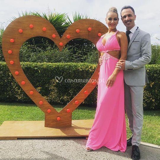 Miguel e Mónica - Casamento Toy