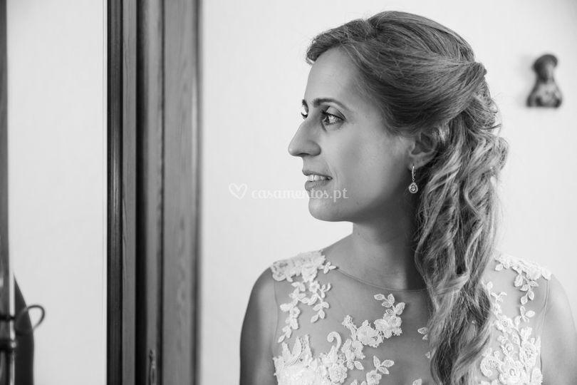Casamento, a noiva