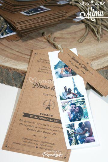 Convite casamento Fotos