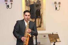 Saxofonista Gonçalo Ferreira