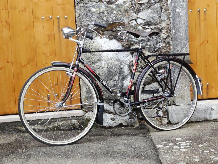 Bicicleta Ye-Ye 60's