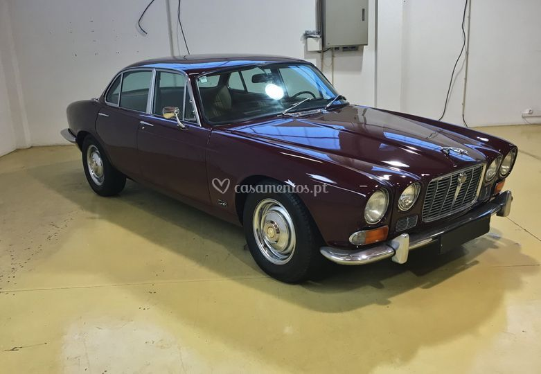 Jaguar XJ6 executive 4.2 1969