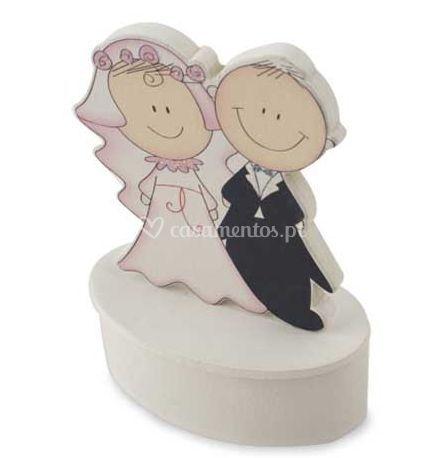 Lembrança de casamento