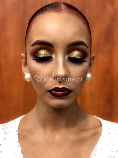 Leonor Aguiar Makeup