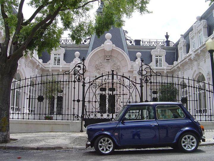 Mini Cooper - Lisboa