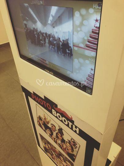 Maquina de photobooth