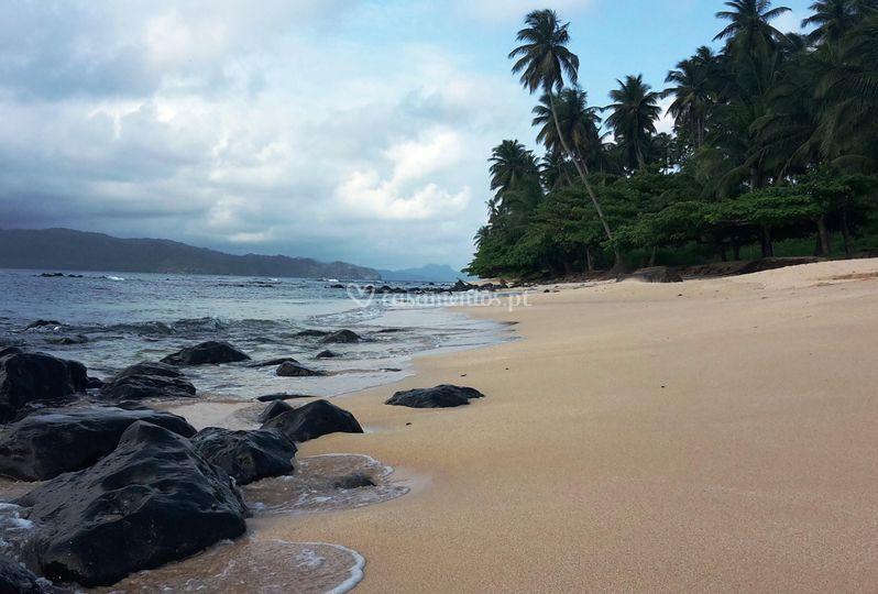 Ilhéu das Rolas - São Tomé