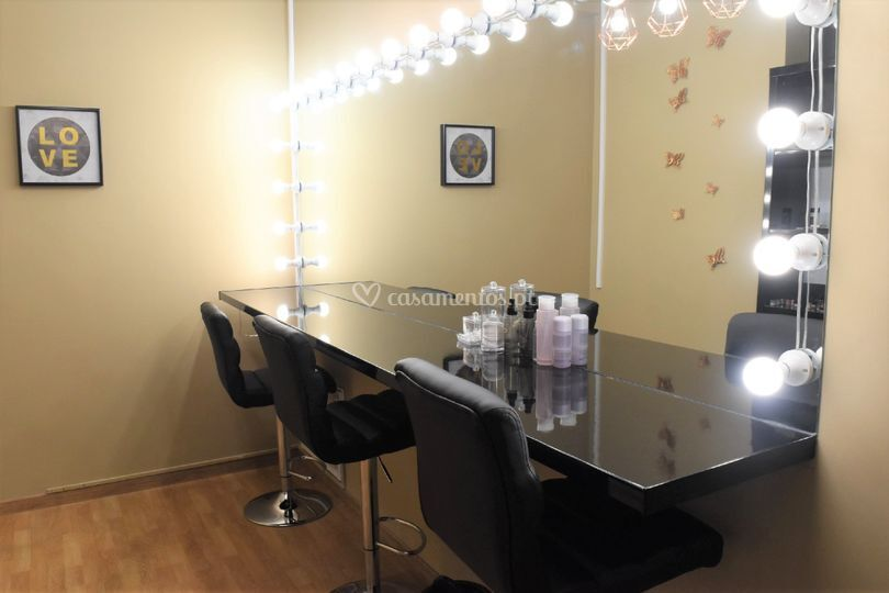 Isabel Sampaio Makeup Studio