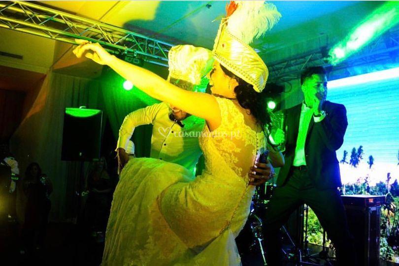 Casamento party