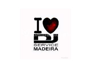 DJ Service Madeira  logo