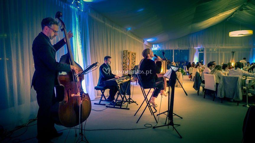Trio Manhattan - banquete