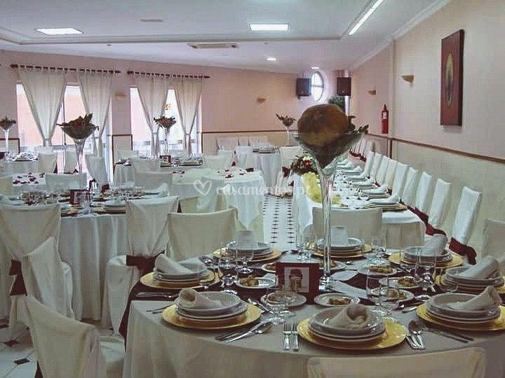 Salão de festas O Barco