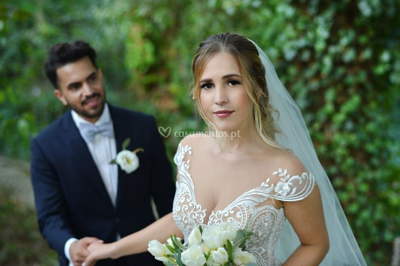 Noiva Sarah