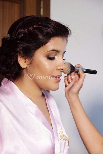 Catarina Nunes - Makeup Artist