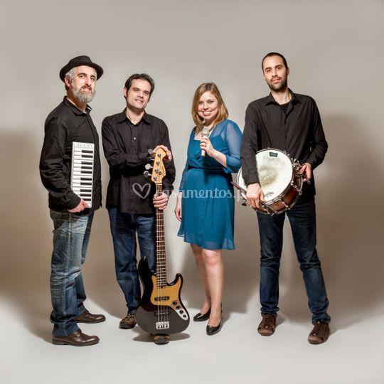 Ensemble (Quarteto)