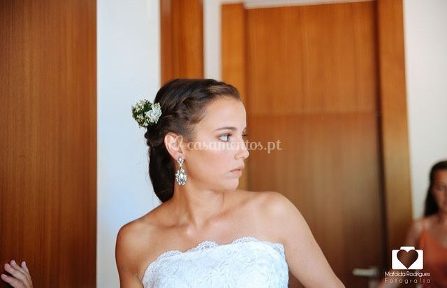 Maquilhagem noiva 2016