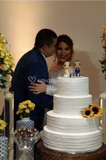 Casal Eduardo e Marcella