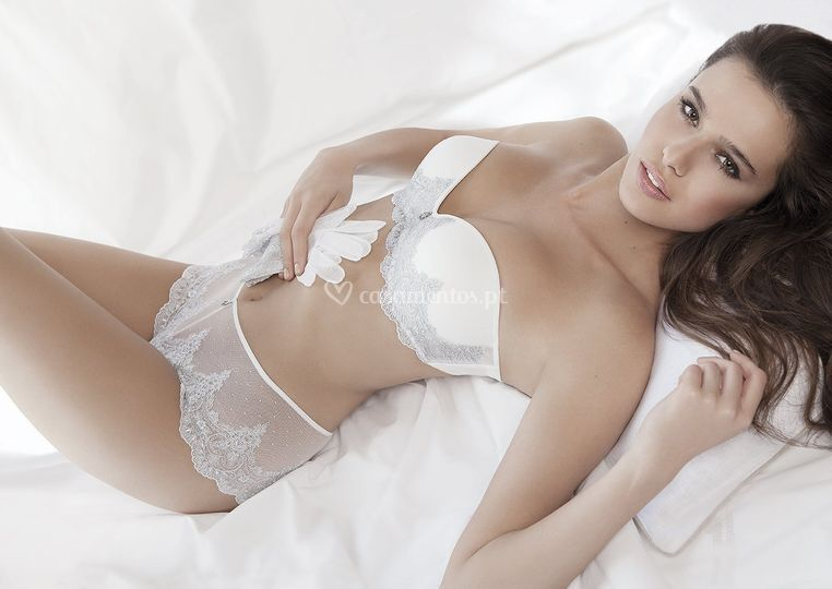 Heritage Silver Strapless