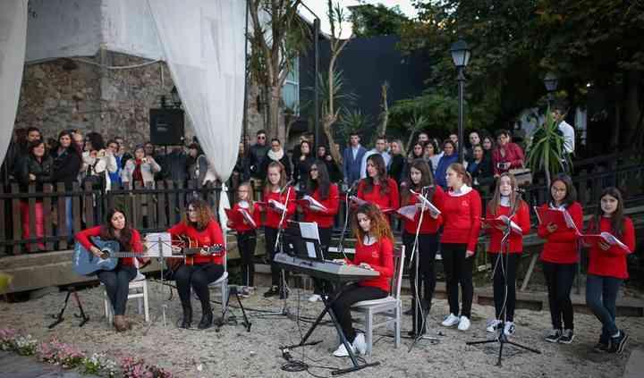 Coro Juvenil de Alvarelhos
