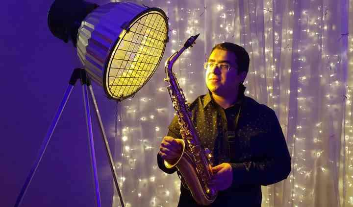 Saxofonista & dj