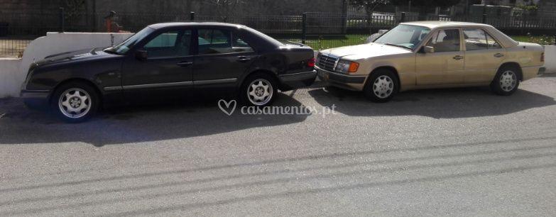 Mercedes 1996 e 1991
