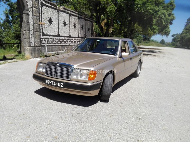 Mercedes 1991