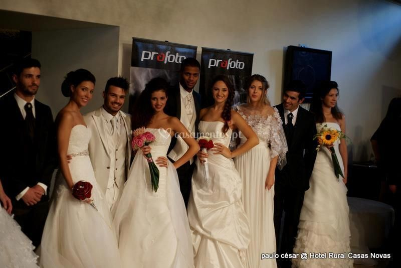 Vestuário de noivos