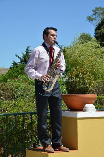 Sax - musica ambiente