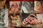 Álbum digital casamento hindu