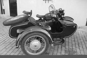 Aluguer Sidecar